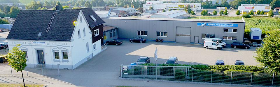 Weiss Anlagentechnik Hauptsitz Dortmund, Germany