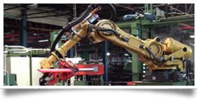 Automatisierungen (z.B. über Robotereinbindung)