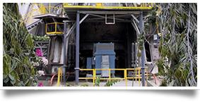 Zementmühle mit 2MW Antrieb